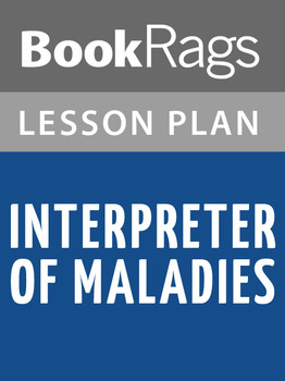 Interpreter Maladies Teaching Resources Teachers Pay Teachers