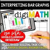 Interpreting Bar Graphs: Digital Math Centers