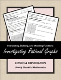 Interpreting, Building, and Modeling Functions: Investigat