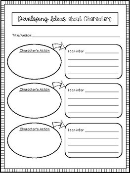 Interpreting Characters in Fiction!