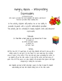 Interpreting Expressions: Hungry Hippos Themed Activity