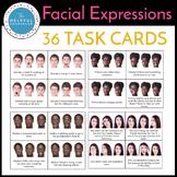 Interpreting Facial Expressions Task Cards
