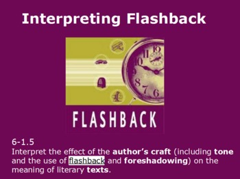 Interpreting Flashback In The Watsons Go To Birmingham 1963