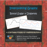 Interpreting Graphs - Blood Sugar & Insulin (8 page packet