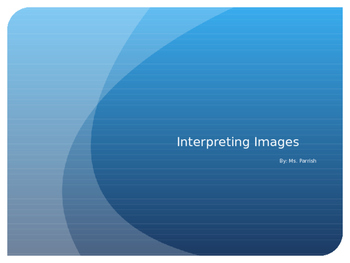 Interpreting Images