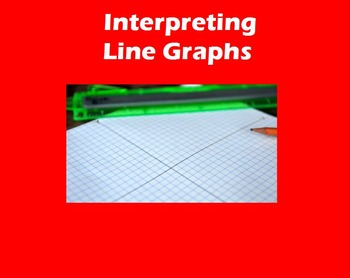 Interpreting Line Graphs Flipchart