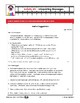 Interpreting Messages Lesson Plan  - Aligned to Common Core