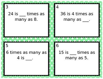 Interpreting Multiplication