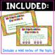 Multiplication Equations Digital Task Cards for Google Slides