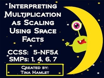 Interpreting Multiplication as Scaling 5-NF5a