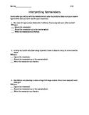 Interpreting Remainders - Division Word Problems