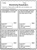 Interpreting Remainders Practice Sheets & Quiz COMMON CORE ALIGNED 4.OA.3