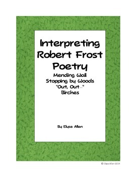 Interpreting Robert Frost Poetry and Adding Music with a G
