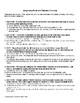 Interpreting Statistics Worksheet
