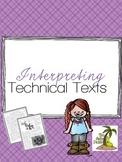 Interpreting Technical Texts