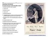 Interpreting an Advertisement - Pears' Soap (1899)