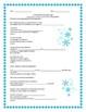 Interpretive Listening: Weather Vocab and -Er verbs song