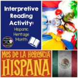 Interpretive Reading Activity: Hispanic Heritage Month Inf