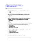 Interpretive Reading Activity for AP French: L'Algerie mod