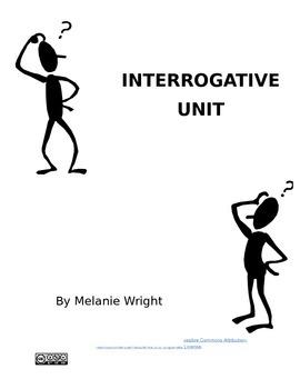 Interrogative Unit