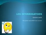 Interrogatives Lesson/ Question Words Lesson