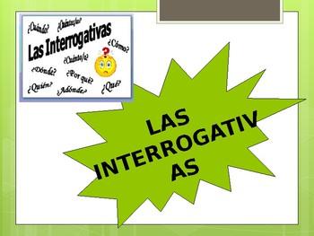 Interrogatives (Question Words)