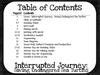 Interrupted Journey  5th Grade Harcourt Storytown Lesson 21