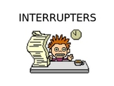 Interrupter Phrases to Elaborate a Moment