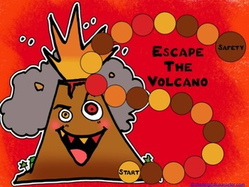 Interrupting Volcano Game -> Can use with My Mouth is a Volcano