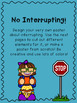 Interrupting At It's Best, Guidance Lesson for Grades 2-3
