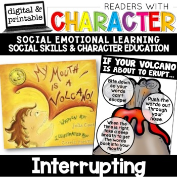 Interrupting - Character Education | Social Emotional Learning SEL
