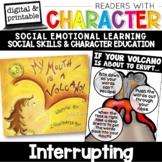 Interrupting - Character Education | Social Emotional Lear