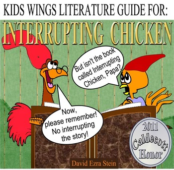 Interrupting Chicken, 2011 Caldecott Honor Book