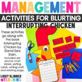 Interrupting Chicken Book Companion Activity