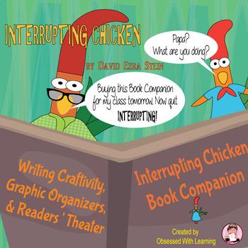 Interrupting Chicken Book Companion: Craftivities, Vocabul