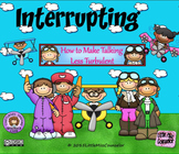 Interrupting: How to Make Talking Less Turbulent SMARTboard Guidance