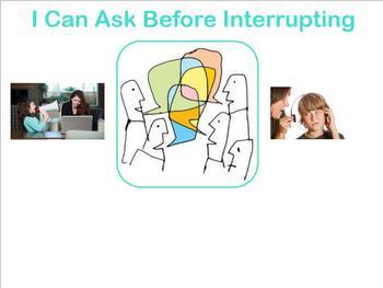 Interrupting SMARTboard Lesson