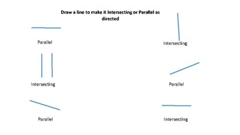 Intersecting and Parallel Lines - VAAP
