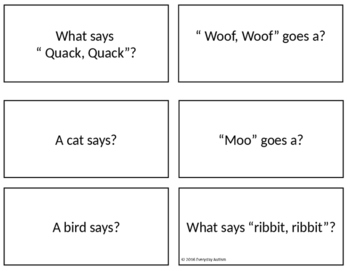 Fluency Interspersal cards for the ABA classroom