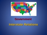 Interstate Relations, Government