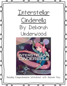 Interstellar Cinderella Reading Comprehension