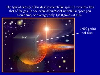 Interstellar Medium Power Point - Keene