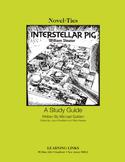 Interstellar Pig - Novel-Ties Study Guide
