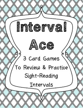 Interval Ace: 3 Games to Review Sight-Reading Intervals