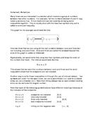 Algebra:  Interval Notation Practice & Explanation