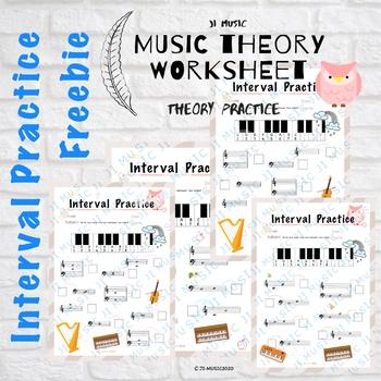 Interval Practice - Freebie