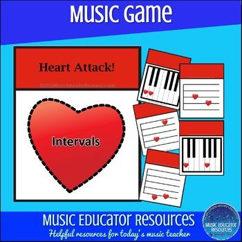 Intervals Heart Attack Game