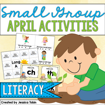 Intervention Activities for April