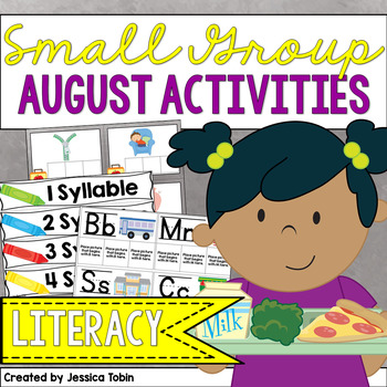 Intervention Activities for August