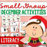 Small Group Activities for December- Early Literacy